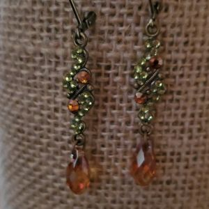 Ann Koplick dangle earrings